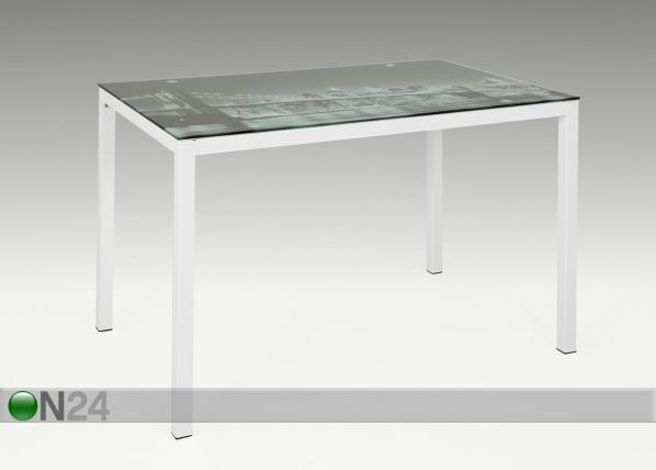 Ruokapöytä AMY 70x110 cm SM-81030