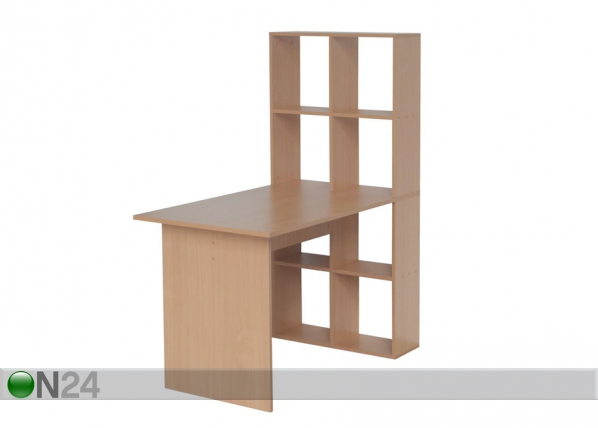 Kirjoituspöytä hyllystöllä EC-81262