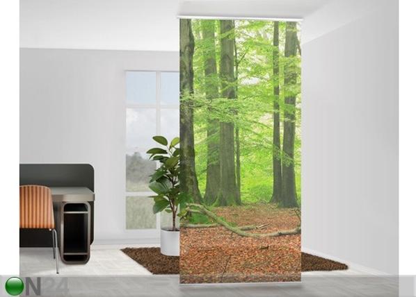 Paneeliverho MIGHTY BEECH TREES I ED-81325