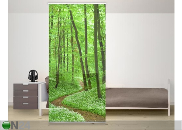 Paneeliverho ROMANTIC FOREST TRACK I ED-81332