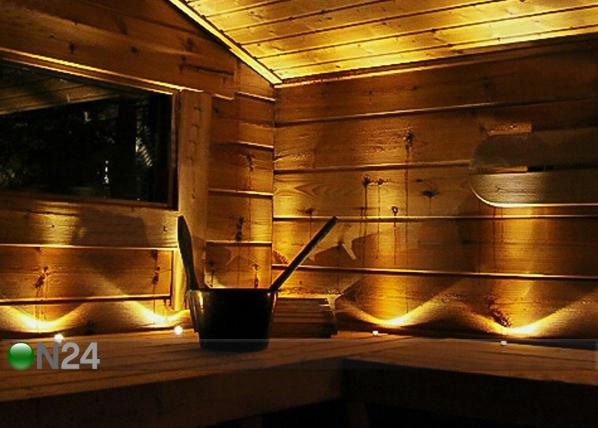 LED saunavalaisimet, 12 kpl LY-81579