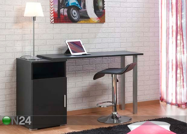 Työpöytä BLACK HP-81919
