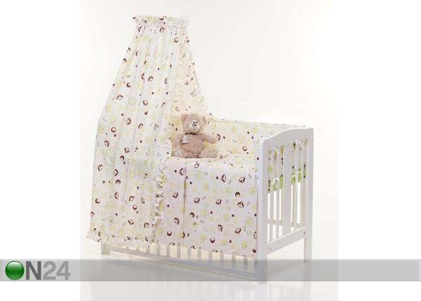 Lasten vuodevaatteet 110x140 cm ML-81925