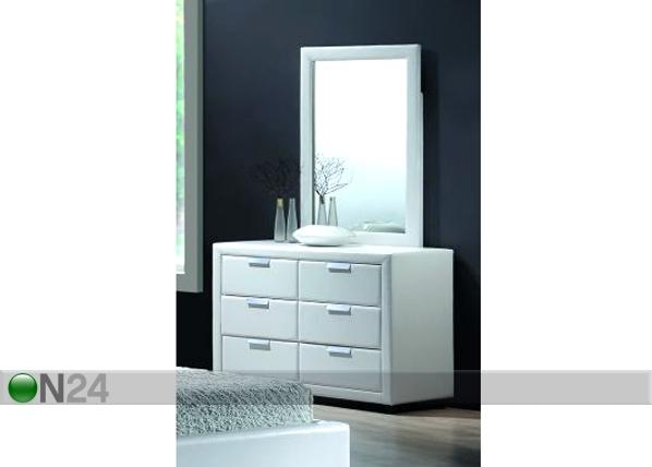 Kampauspöytä+peili MITO WS-82354