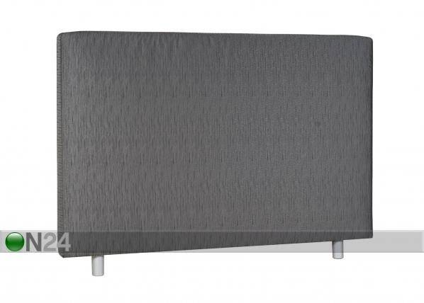 Kangasverhoiltu sängynpääty STANDARD FR-83188