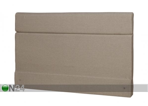 Kangasverhoiltu sängynpääty DISAIN FR-83192