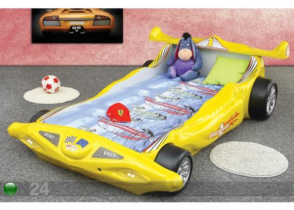 Lasten sänkysarja FORMULA 90x200 cm TF-83327