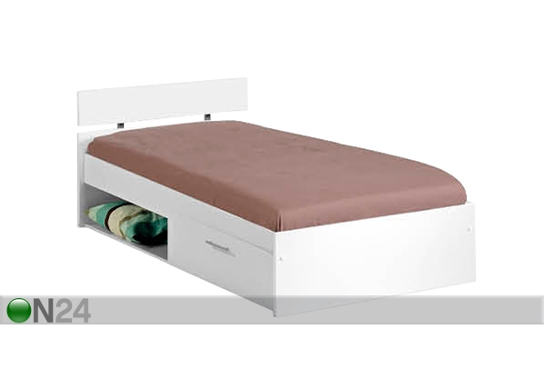 Sänkysarja INFINITY 90x200 cm, valkoinen MA-83402