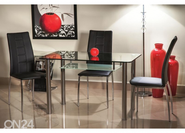 Ruokapöytä HEKTOR 70x120 cm WS-83801