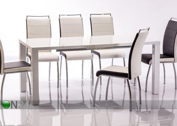 Jatkettava ruokapöytä MONTEGO II 80x120-160 cm WS-83802