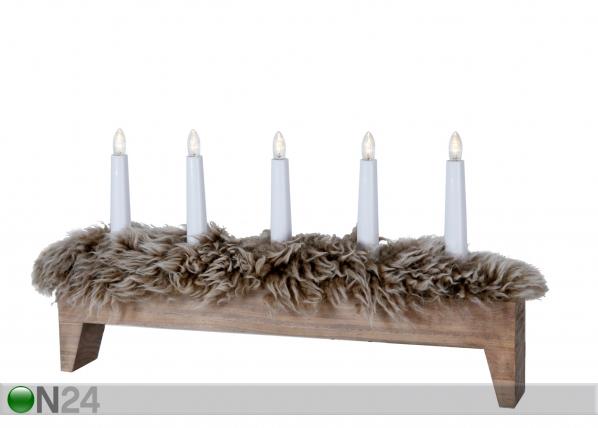 LED kynttilät AA-83936