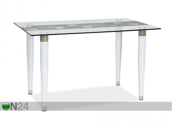 Ruokapöytä CONTI 80x130 cm WS-83983