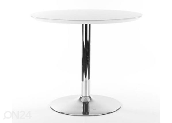 Ruokapöytä FLAVIO Ø 90 cm WS-83986