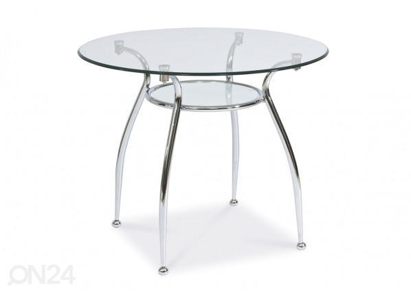 Ruokapöytä FINEZJA Ø 90 cm WS-83995