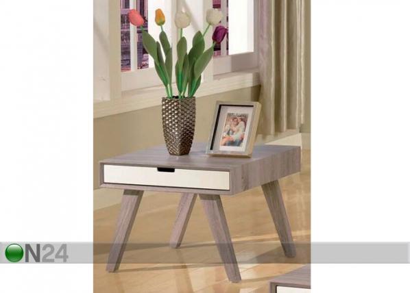 Lamppupöytä VESTERBY 2 BL-84032