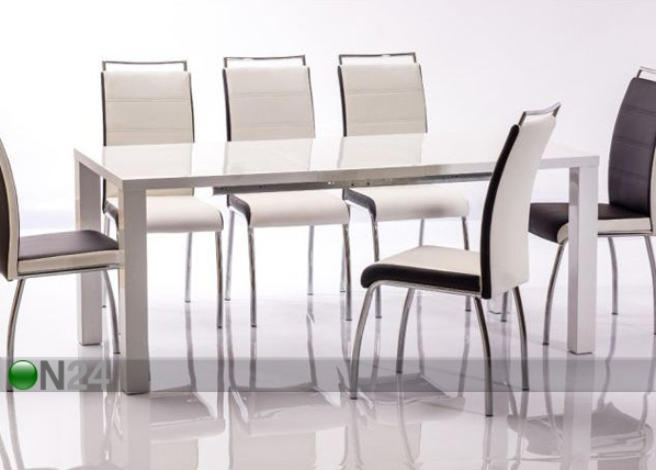 Jatkettava ruokapöytä MONTEGO II 80x140-180 cm WS-84041