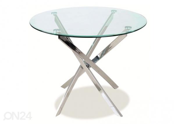 Ruokapöytä AGIS Ø 90 cm WS-84043