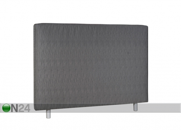 Kangasverhoiltu sängynpääty STANDARD FR-84365
