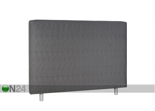 Kangasverhoiltu sängynpääty STANDARD FR-84367