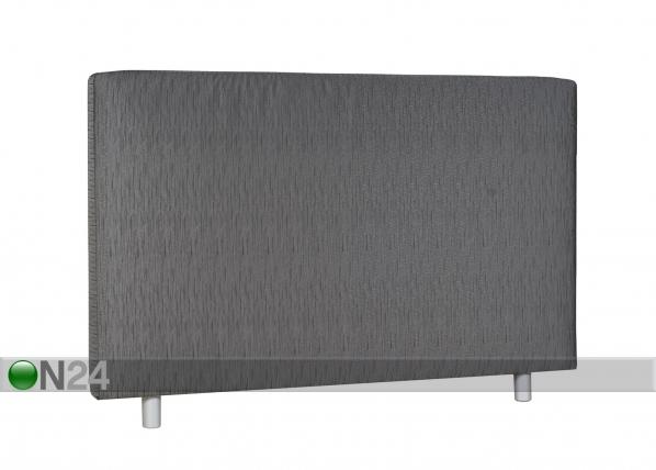 Kangasverhoiltu sängynpääty STANDARD FR-84370