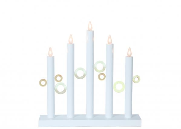 LED kynttilät CIRCLE AA-84373