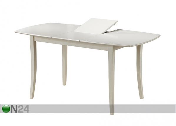 Jatkettava ruokapöytä MARTINA 80x110-145cm WS-84397