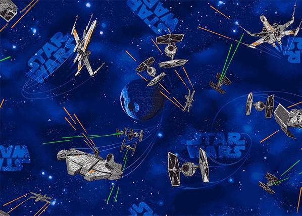 Lastenhuoneen matto STAR WARS AF-84484