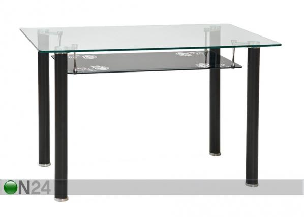 Ruokapöytä PINO 75x120 cm WS-84619