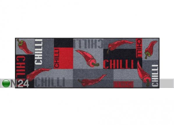 Matto GREY CHILI 60x180 cm A5-84674