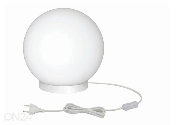 LED pöytävalaisin+kaukosäädin EW-84881