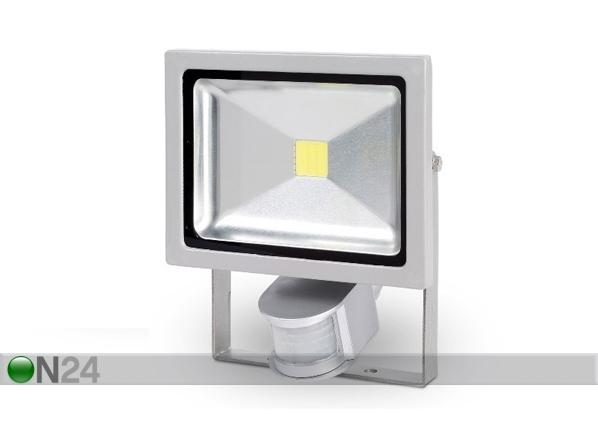 LED projektori 50 W liikkumisanturilla LY-85026
