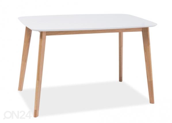 Ruokapöytä MOSSO I 75x120 cm WS-85165