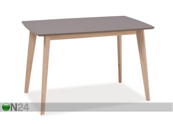 Ruokapöytä COMBO 75x120 cm WS-85210