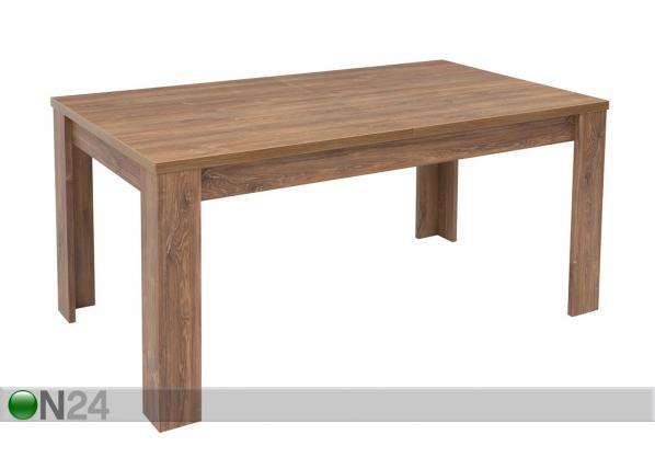 Jatkettava ruokapöytä FELICIO 90x160-240 cm TF-85226