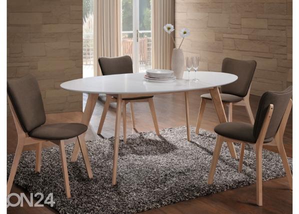 Ruokapöytä MONTANA 90x160 cm WS-85270