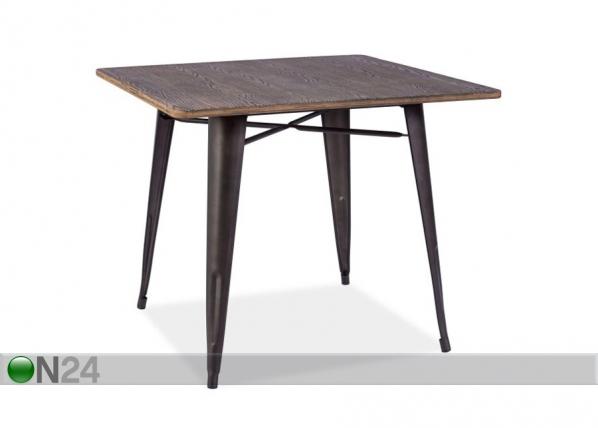 Ruokapöytä ALMIR 90x90 cm WS-85952