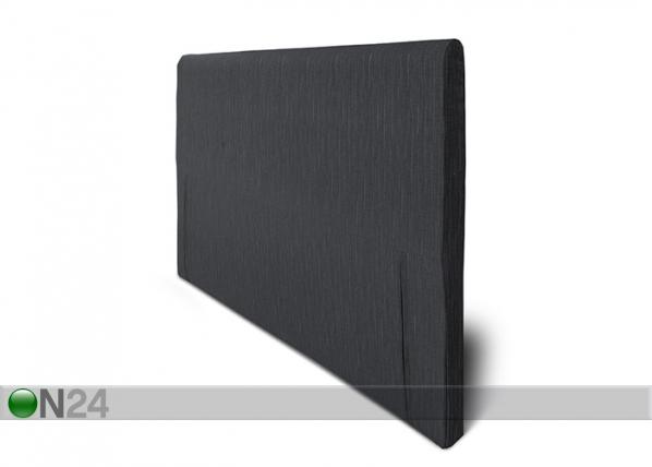 Kangasverhoiltu sängynpääty HYPNOS joustinsänkyyn FR-86048