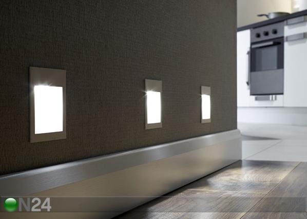 Upotettava LED seinävalaisin SENZA LY-86081