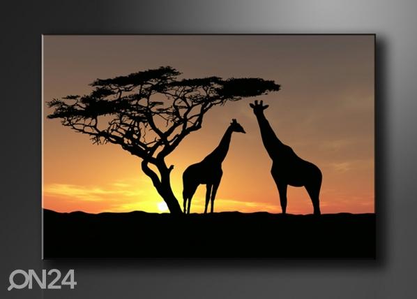 Seinätaulu AFRIKKA 60x80 cm ED-86109