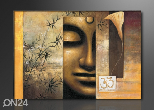 Seinätaulu BUDDHA 60x80 cm ED-86116