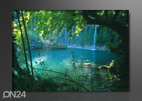 Seinätaulu KOSKI 60x80 cm ED-86118