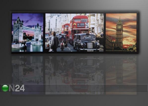 Seinätaulu LONDON 120x40 cm ED-86142