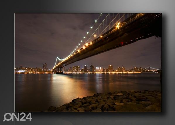 Seinätaulu NEW YORK 120x80 cm ED-86179