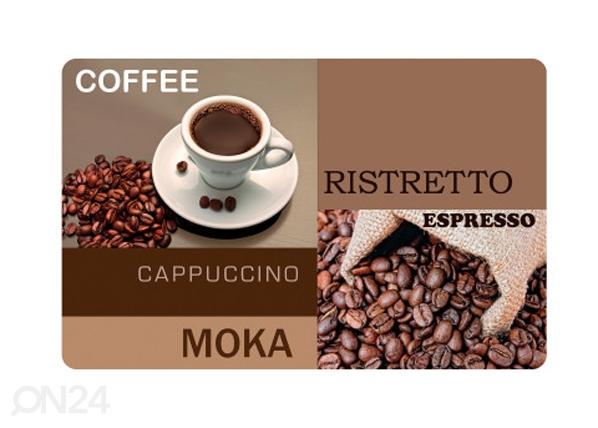 Lautasen alusta COFFEE 4 kpl AÄ-86502