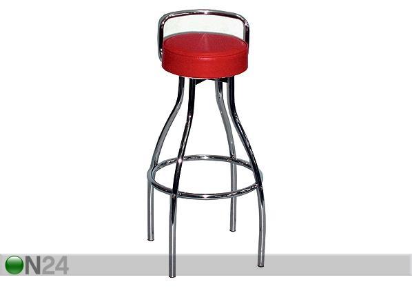 Baarijakkara CROMO, punainen BL-8651