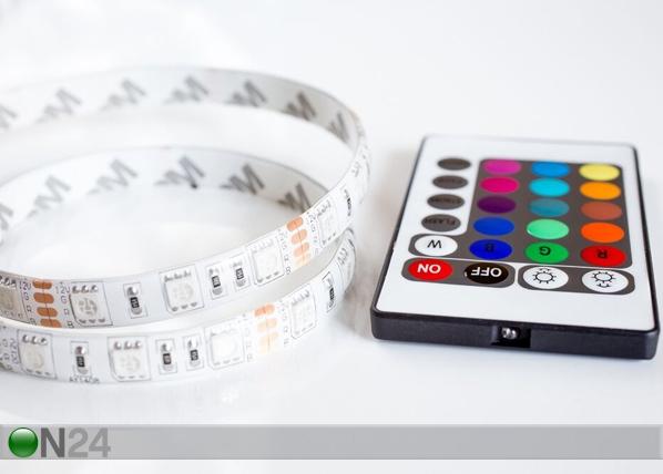 LED valoketju 5m EU-86556