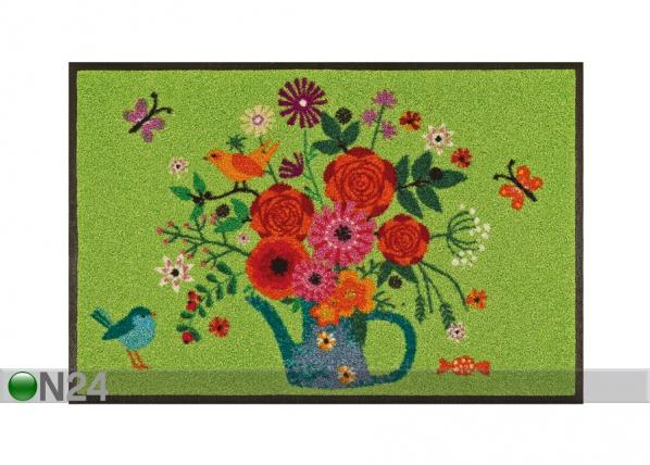 Matto BOUQUET OF FLOWERS 50x75 cm A5-86975