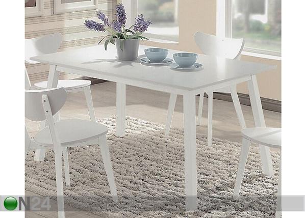 Ruokapöytä RENATA-S 140x90 cm BL-87774