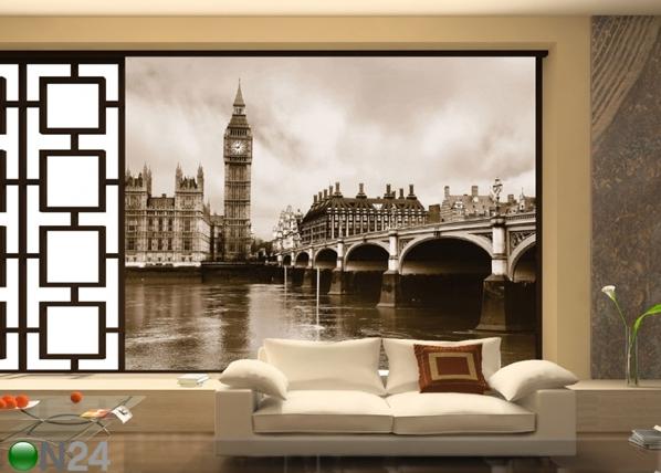 Kuvatapetti LONDON 360x254 cm ED-88078