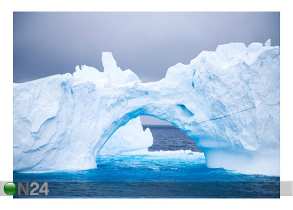 Kuvatapetti ARC OF ICE 400x280 cm ED-88093